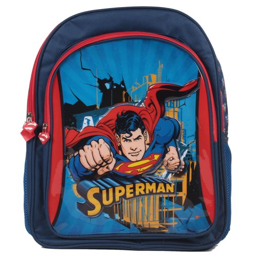 Superman Superman School Bag Flying - 14""