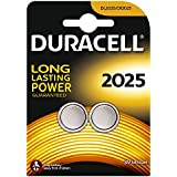 Duracell Pile Lithium Bouton 2025 x2