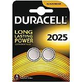Duracell DL2025B2 Coin Cell 3v 2 Pack