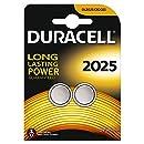 Duracell Pile Lithium Bouton 2025 x2