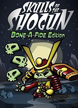 Skulls of the Shogun: Bone-a-Fide Edition [Online Game Code]