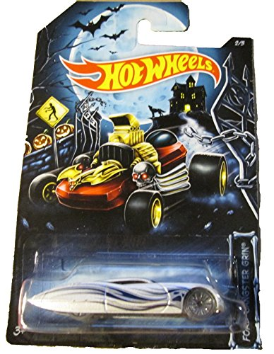 Hot Wheels - Happy Halloween 2014 - Ford Gangster Grin