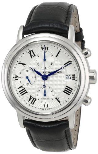 RAYMOND WEIL 蕾蒙威 Maestro 经典大家系列 7737-STC-00659 男款机器手表