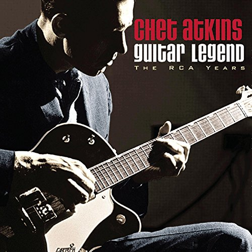 Chet Atkins - Guitar Legend: The Rca Years - Zortam Music