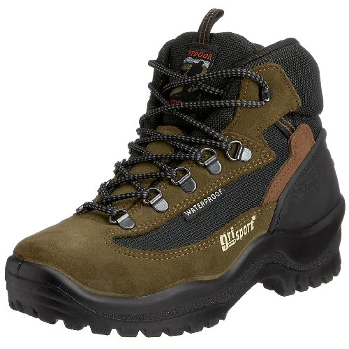 Grisport Women's Wolf Hiking Boot Green CMG514 4 UK
