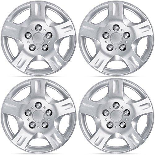 BDK Nissan Altima Hubcaps Wheel Cover, 15