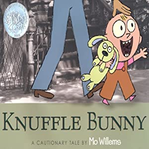 Knuffle Bunny: A Cautionary Tale Audiobook