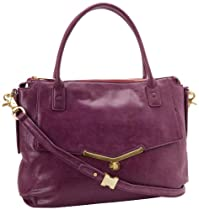 Hot Sale botkier Valentina Satchel,Berry Cowhide,One Size