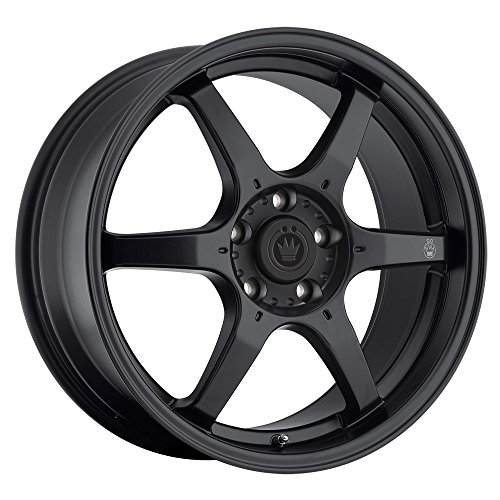 Konig Black Machined Wheel (15x6.5