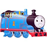 THOMAS THE TANK TRAIN MYLAR PARTY BALLOON SUPERSHAPE