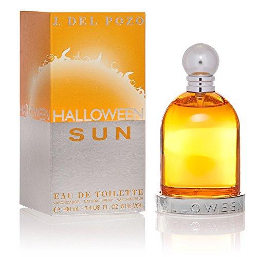 Jesus Del Pozo HALLOWEEN Sun edt Vaporisateur/Spray per lei 100ml