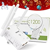 Motoraux 1200Mbps WiFi Range Extender Support Wifi Repeater AP And Wifi Router With Four Antennas WIFI