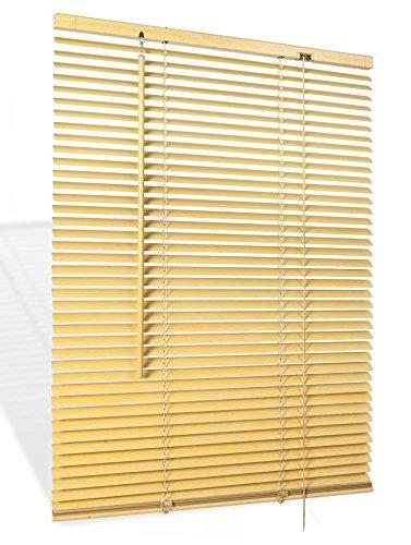 woltu vh5395 jalousie plissee jalusie schalusie aluminium klemmfix lichtdurchl ssig. Black Bedroom Furniture Sets. Home Design Ideas