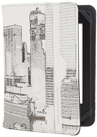 Golla Vincent Hülle für Kindle, Kindle Paperwhite und Kindle Touch, Weiß