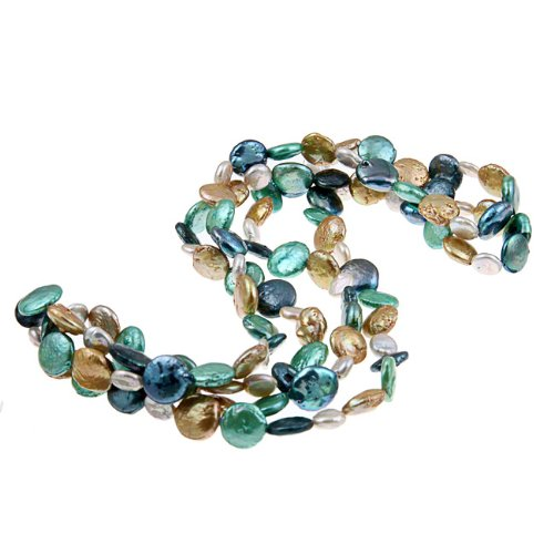Freshwater Pearl 50-inch Endless Necklace