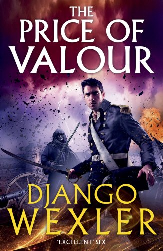 The Price of Valour (The Shadow Campaigns, #3)