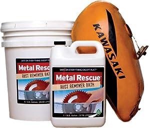 WORKSHOP HERO Metal Rescue Rust Remover Bath 5Gal WH570055 by WORKSHOP HERO