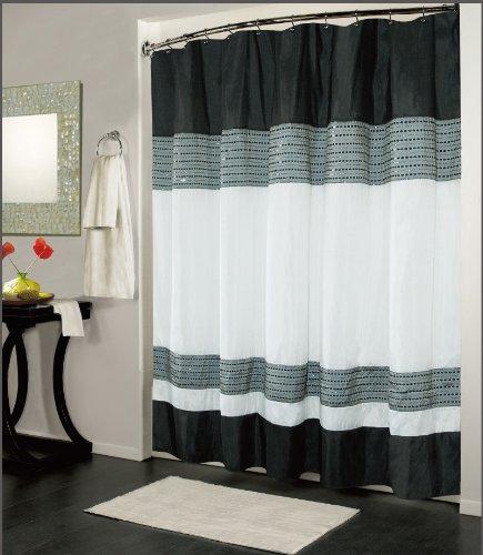 Kashi Home Ibiza Shower Curtain 70x72