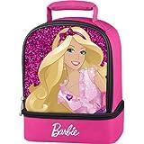 "Barbie ""Sparkle"" Dual-Compartment Soft Lunch Box"