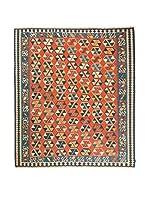 RugSense Alfombra Persian Ardebil Extra Naranja/Azul 292 x 210 cm