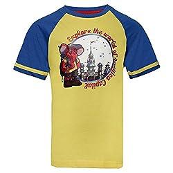 Boys round neck Tubbby printed tshirt