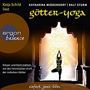 Götter-Yoga Hörbuch