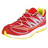 Salomon Running Shoes XA Pro 2 K Quick White Mimosa Yellow