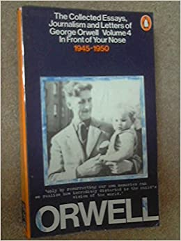 orwell selected essays Browse and read selected essays of orwell selected essays of orwell many people are trying to be smarter every day how's about you there are many ways to evoke this.