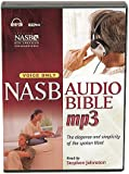 NASB Audio Bible, Mp3. Voice Only