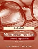 Microeconomic Theory & Applications, Study Guide