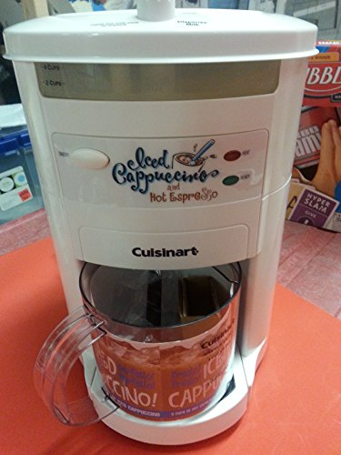 iced cappuccino machine for sale
