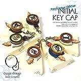 (オジャガデザイン)ojaga design INITIAL KEY CAP Seibu-Lions FREE
