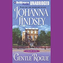 Gentle Rogue: A Malory Novel Audiobook by Johanna Lindsey Narrated by Laural Merlington