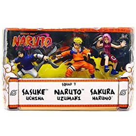 Sound Bone Crusher-Naruto Mattel Basic Action Figure