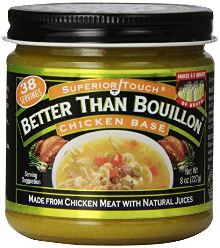 Better Than Bouillon, Chicken Base,  8 oz (Chicken Stock 8oz compare prices)