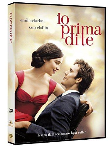 io prima di te DVD Italian Import