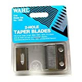 WAHL 2-Hole Taper Blades for Professional Hair Clippers One Blade Set