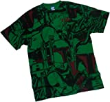 Bring Me The Bounty -- Boba Fett All-Over Print -- Star Wars T-Shirt