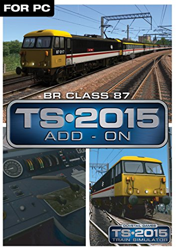 Br Class 87 Loco Add-On [Download]