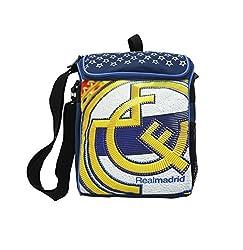 Shopaholic Football Team Club Featured Box Shaped 2 In 1 Bag-Pack Cum Sling Bag