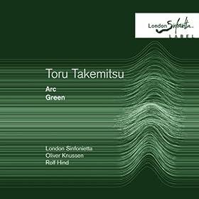 Toru Takemitsu Arc For Piano And Orchestra
