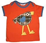 Baby Boys Bird Applique T-Shirt Age 12-18 Months