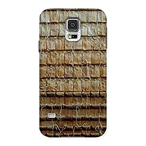 Cute Old Wall Back Case Cover for Samsung Galaxy S5
