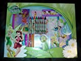 Disney Fairies 30 Piece Stationery Set