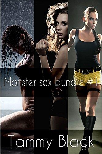 (Tentacle Alien Domination) Monster Sex Bundle #1