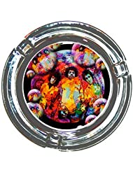 Jimi Hendrix Ashtray: Bubbles
