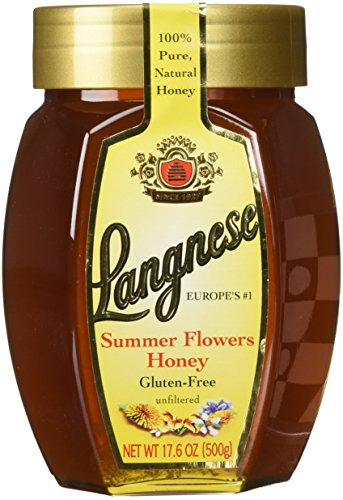 Summer Flower Honey (Langnese) 17.6 oz (500g)