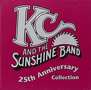 KC and the Sunshine Band 25th Anniversary Collection
