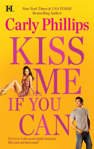 Image for Kiss Me If You Can (Hqn)