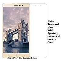 Xiaomi Redmi Note 3 KAIRA Pro HD+ 9H Hardness Toughened Tempered Glass Screen Protector